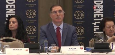 İİTOB'un ilk başkanlığı Türkiye'ye verildi