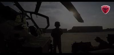 İlk kez izleyeceğiniz görüntülerle T129 ATAK Helikopteri!