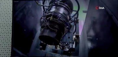 İlk milli helikopter motorunun testi başarıyla gerçekleştirildi