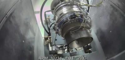 İlk Milli jet motorundan gurur dolu görüntüler