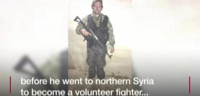 İngiliz terörist, Türk ordusuyla çarpışacakmış