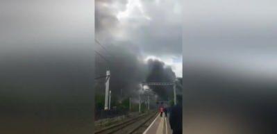 İngiltere'de Heathrow Havalimanı yakınlarında patlama!