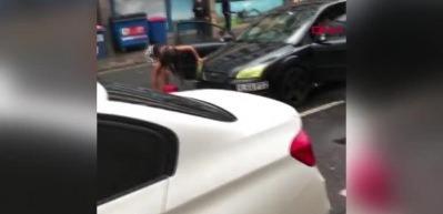 İngiltere'de yol kavgası, trafik terörüne dönüştü