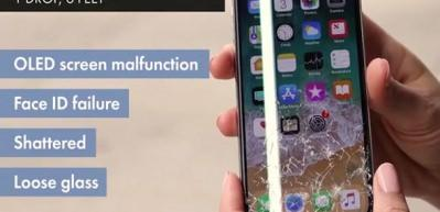 iPhone X modeli testi! En dayanıksız model çıktı