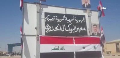 Irak - Suriye sınır kapısı 5 yıl sonra açıldı