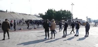 Irak'ta protestolar yeniden alevlendi! Ölü sayısı artıyor