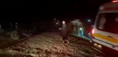 İran destekli gruplar İdlib'de sığınmacı kampına saldırdı