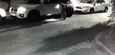 İş adamına lüks aracında silahlı saldırı!