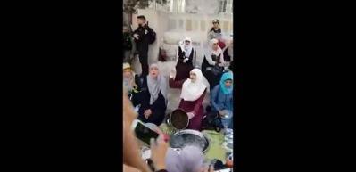 İşgalci İsrail askerinden çirkin hareket!