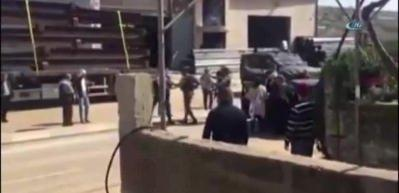 İşgalci İsrail askerleri 2'si çocuk 3 kişiyi gözaltına aldı