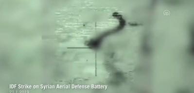 İsrail jetleri vurdu: Rejim askerleri öldü