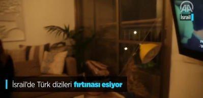 İsrail'de Türk dizileri fırtınası esiyor