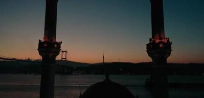 İstanbul bir başka güzel!