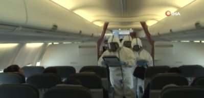 İstanbul Havalimanı'nda 'virüs' önlemi