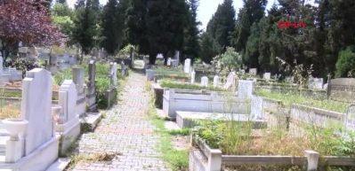 İstanbul'da 2,5 yıl sonra mezar yeri kalmayacak!