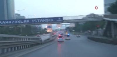 İstanbul'da bu sabah... Polis alarma geçti!