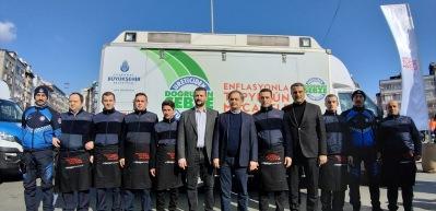 İstanbul'da ilk tanzim satışı başladı!