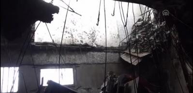 İstanbul'da iş yerinde göçük: 2 işçi yaralandı