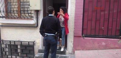 İstanbul'da kadına bıçaklı saldırı