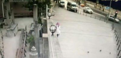 İstanbul'da türbede mucize kurtuluş!