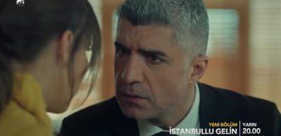 İstanbullu Gelin 37.bölüm 2.fragmanı: Begüm'ün oğluna vedası...