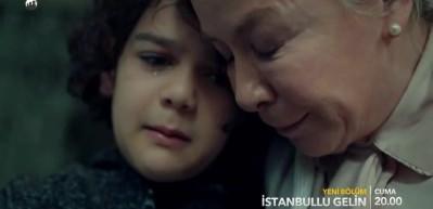 İstanbullu Gelin 38.bölüm 2.fragmanı: Emir annesinin acısıyla sarsılıyor