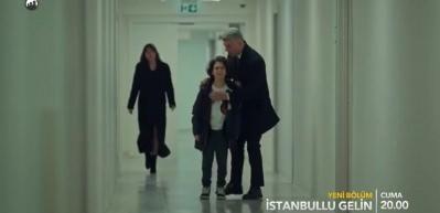 İstanbullu Gelin 38.bölüm fragmanı: Süreyya bayılıyor...
