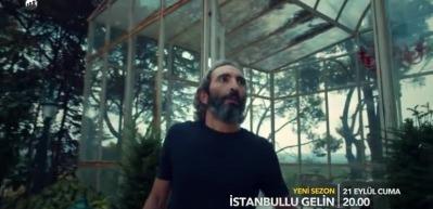 İstanbullu Gelin 3.sezon 2.fragmanı yayınlandı!