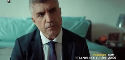 İstanbullu Gelin 58.bölüm fragmanı: Faruk Esma'dan tokadı yiyor...