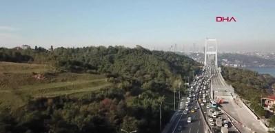 İstanbullular dikkat! FSM'de 4 şerit kapanacak