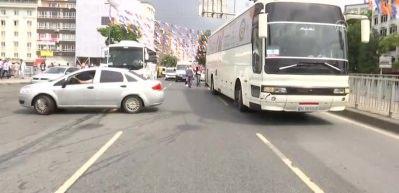 İstanbullular dikkat! Yollar trafiğe kapatıldı