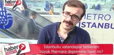 İstanbullular olası Marmara depremine hazır mı?