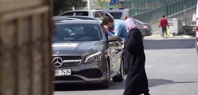 İstanbulluların sürücüsüz araçla imtihanı