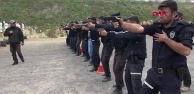 İstanbul'un 'polis komandoları'