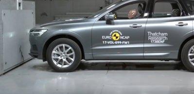 İşte dünyanın en güvenli otomobili!
