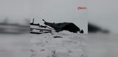 Helikopter Siyah Köpekbalığı: çelik şahin ölüm kavrama