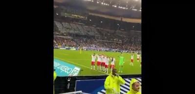 İşte Fransız rejisinin sansürlediği asker selamımız!