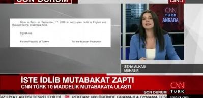 İşte İdlib mutabakat zaptı
