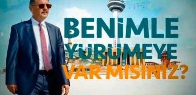 İşte Mehmet Özhaseki'nin seçim şarkısı