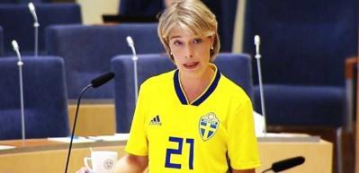 İsveçli bakan, Almanlara ders verdi!