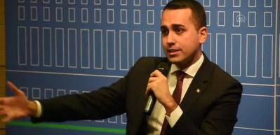 """İtalyan Dışişleri Bakanı Di Maio'dan """"Türkiye'nin AB üyelik süreci""""ne ilişkin açıklama"""