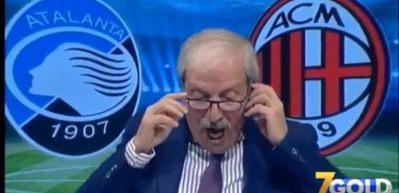 İtalyan spiker Hakan'ın golü sonrası kendinden geçti