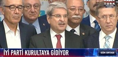 İYİ Parti'den yeni açıklama: Akşener ile devam