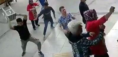 İzmir'de dehşet anları: Karı-kocanın iş yerine böyle saldırdılar