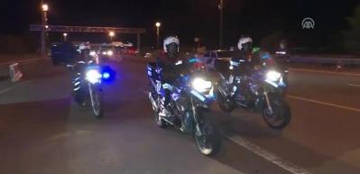 Jandarma 30 bin personelle bayram mesaisine hazır