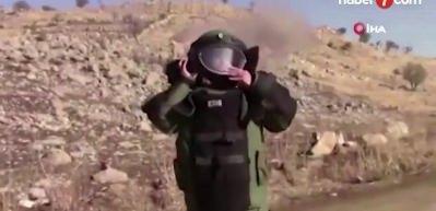 Jandarma Astsubay Üstçavuş Esma Çevik anısına