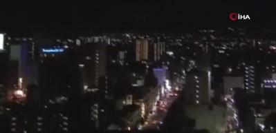 Japonya'da 6.8 şiddetinde deprem! Tsunami uyarısı yapıldı