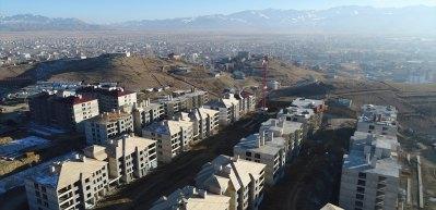 """""""Yeni Yüksekova"""" havadan görüntülendi"""