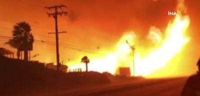 Kaliforniya hayalet şehre döndü: En az 42 ölü