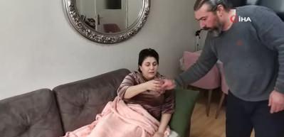 Kanser hastası Melek hemşire kendi tedavisi için toplanan parayı başka hastaya harcadı